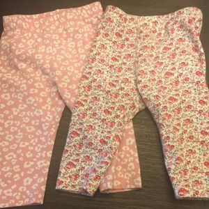 Baby gap legging bundle